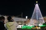 20171126ラブリータウン古川橋イルミネーション点灯式点灯されたイルミネーション.jpg