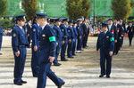 2012守口警察歳末特別警戒部隊発足式