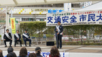 春の交通安全運動キャンペーン・守口市交通安全市民大会